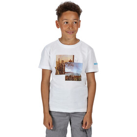 Regatta Bosley III T-Shirt Kids white city